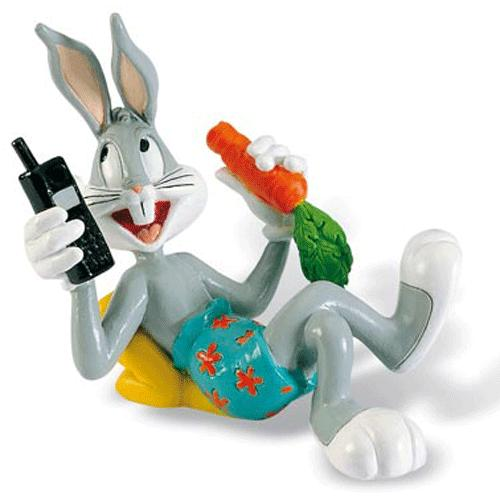 bugs bunny figure. Black Bedroom Furniture Sets. Home Design Ideas