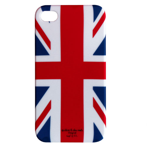 san francisco b6416 52ce5 Union Jack Phone Cover for Iphone 4 and 4 S