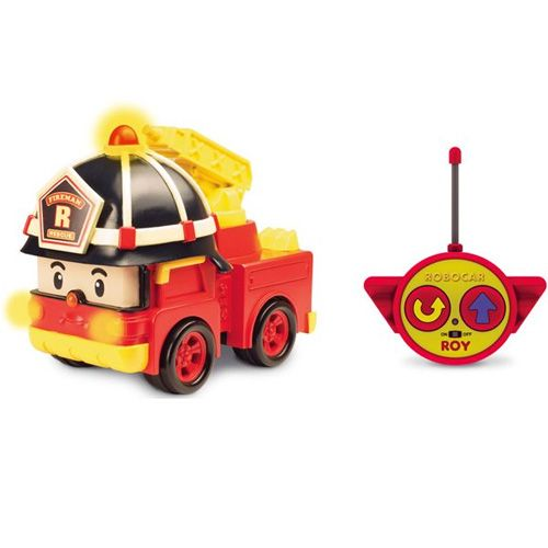 Robocar poli roy radio control vehicle - Radio car poli ...