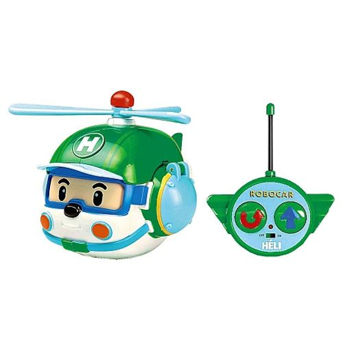 Robocar poli heli radio control vehicle - Radio car poli ...