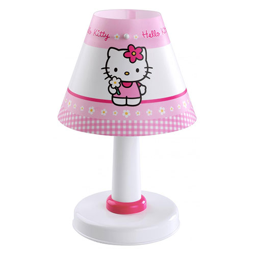 hello kitty bedside lamp. Black Bedroom Furniture Sets. Home Design Ideas