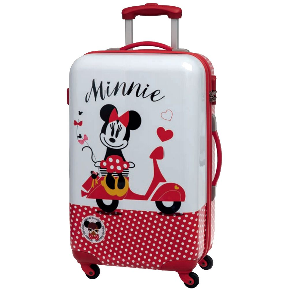 Minnie Mouse Large Disney Suitcase