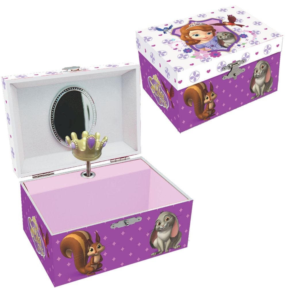 Sofia Musical Jewelry Box # Muebles Bazar Santa Sofia