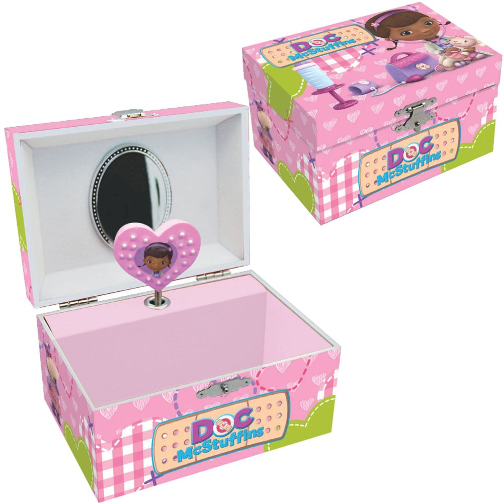 Mcstuffins Musical jewelry Box