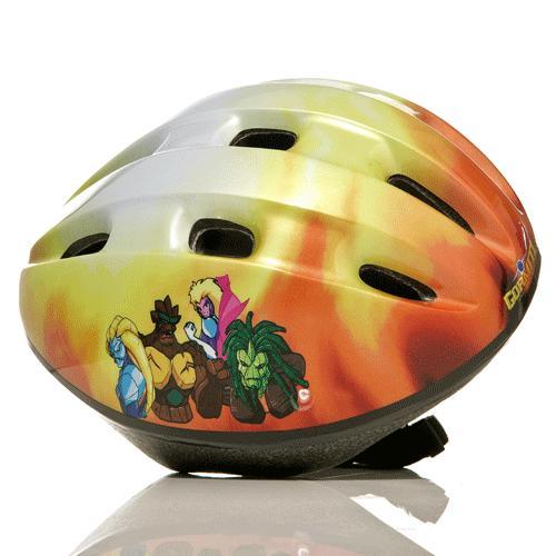 Gormiti Bike Helmet
