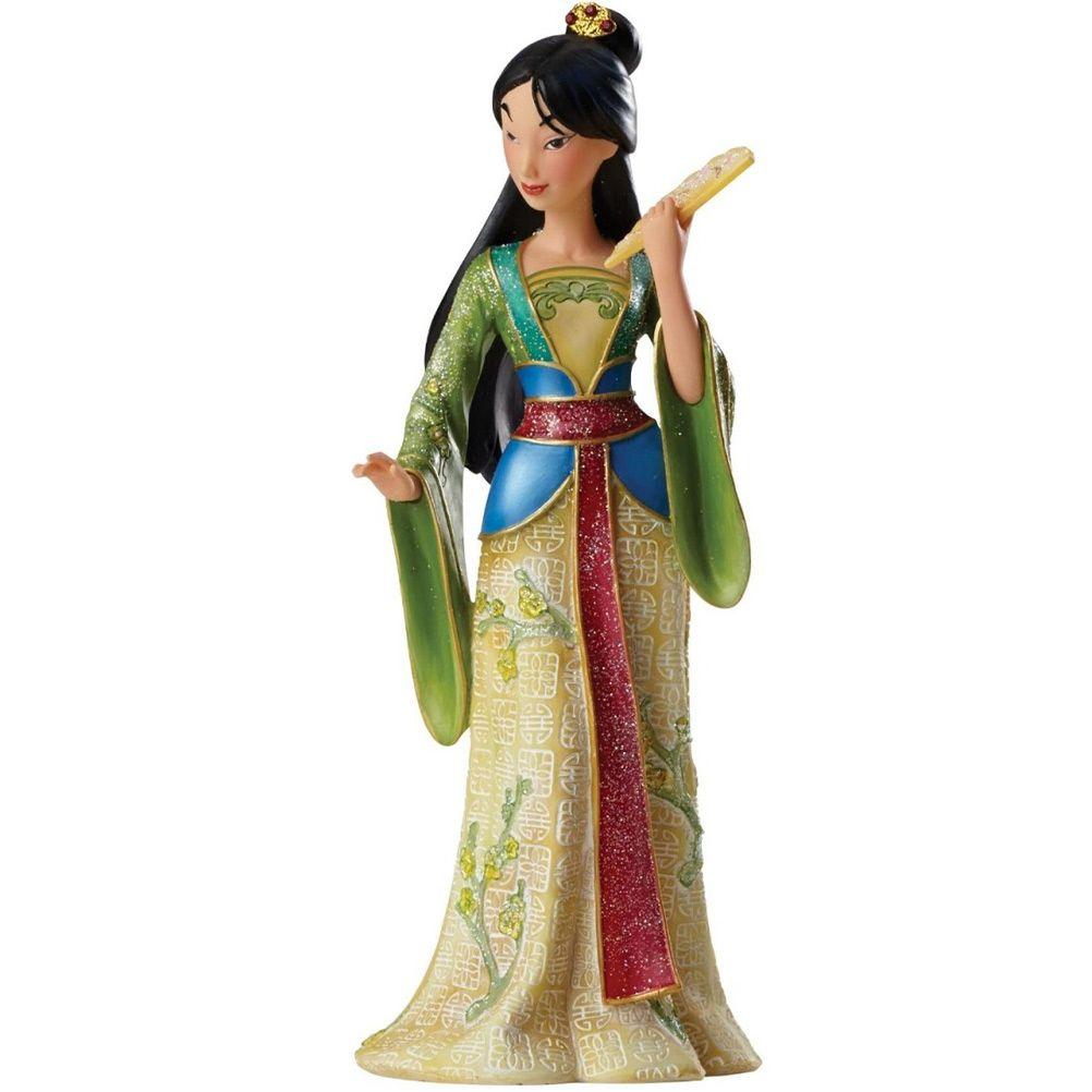 disney showcase figurine collection mulan. Black Bedroom Furniture Sets. Home Design Ideas