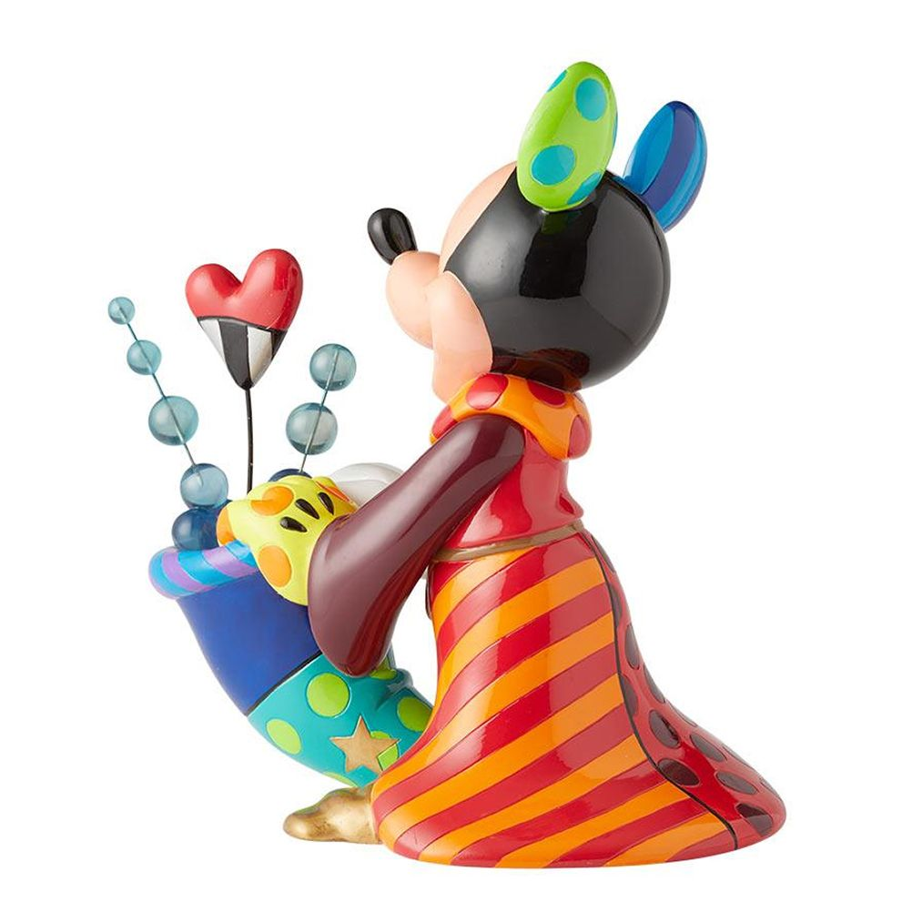 Sorcer Mickey Mouse Statement Britto Figurine