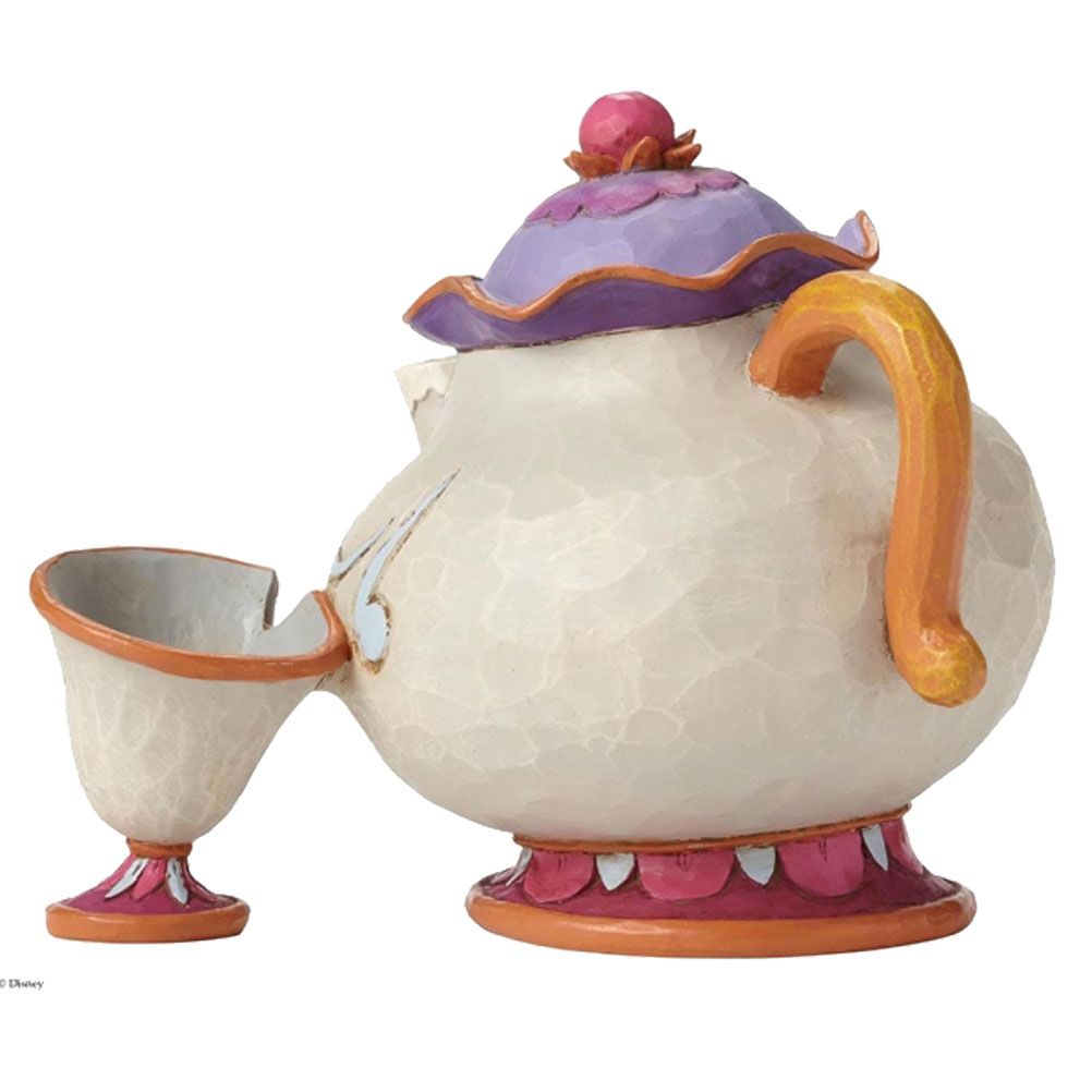 A Mother&#39s Love - Mrs Potts and Chip Figurine