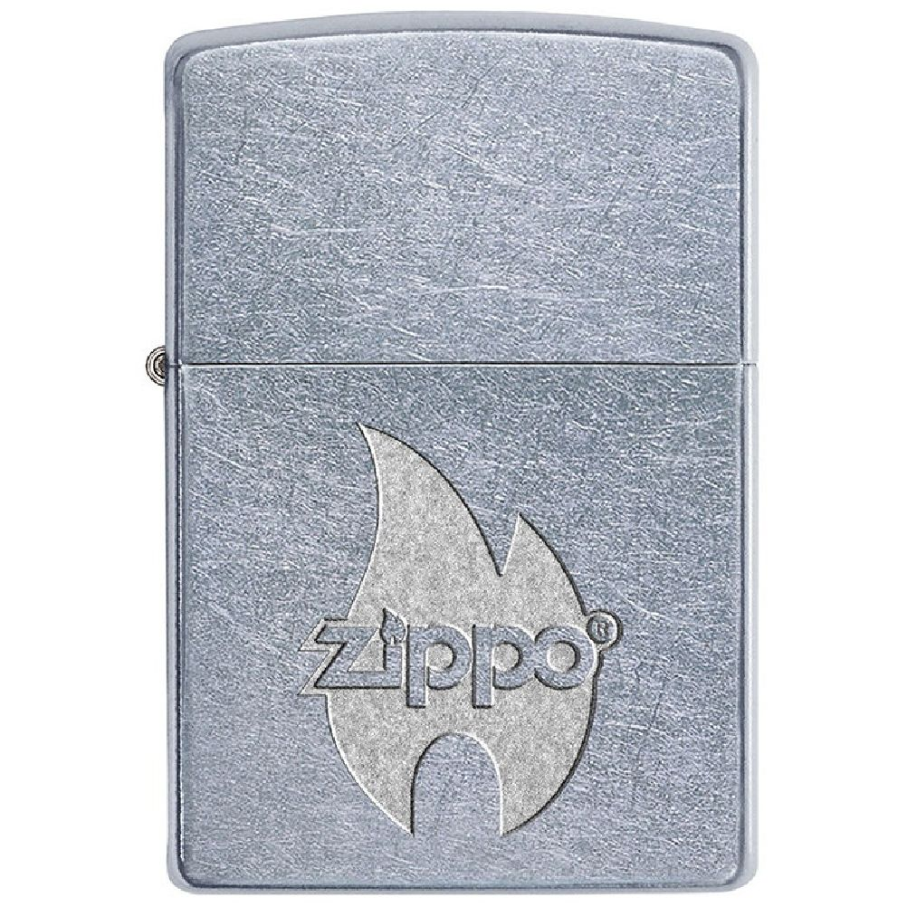 Zippo Lighter and Knife Set