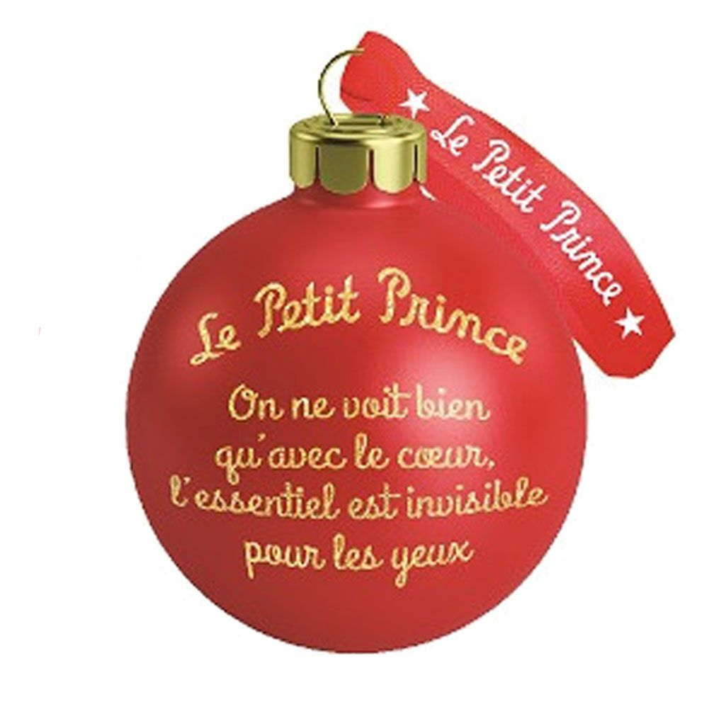 Christmas tree decoration The Little Prince