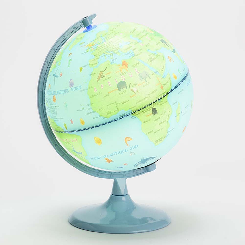 Luminous Earth Globe Decoration