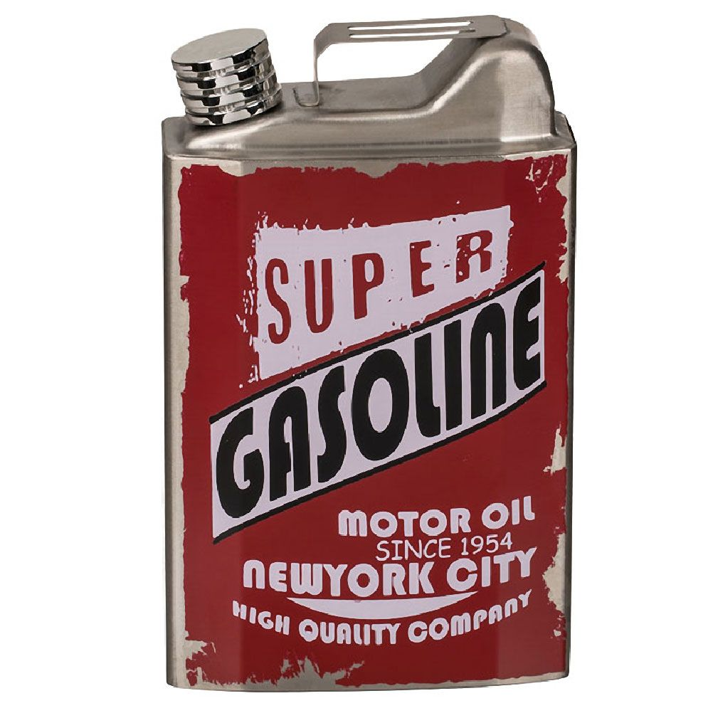 Flask jerrican Super Gasoline 530 ml