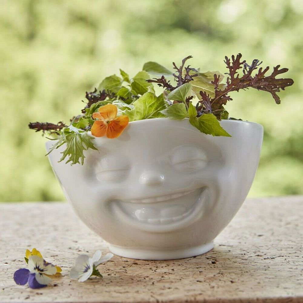 Bowl laughing lavender inside made in Germany
