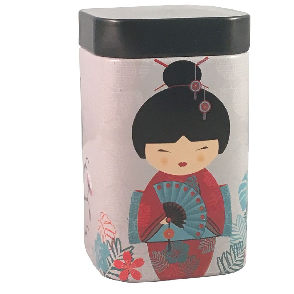 Little Geisha Grey Tea Box