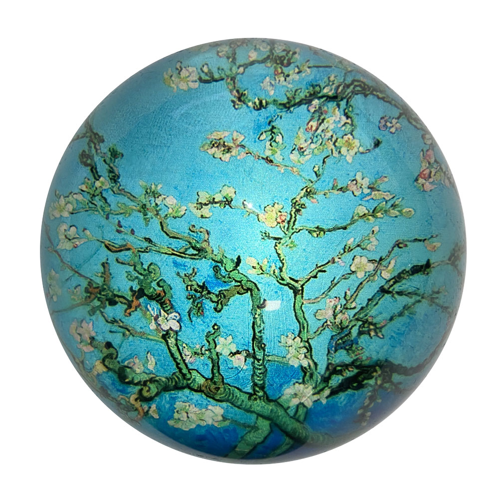 Paperweight - Almond Blossom by Van Gogh