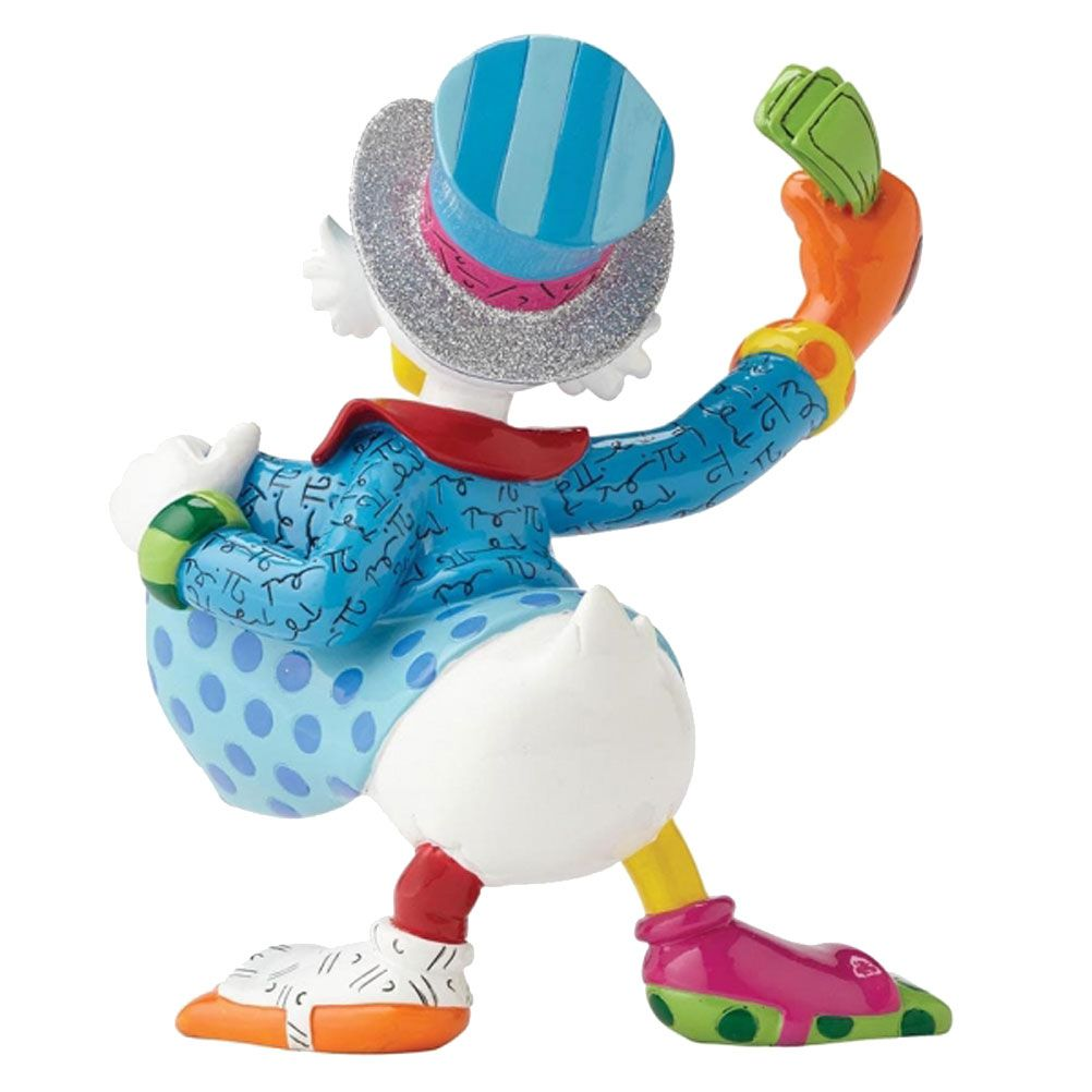 Uncle Scrooge Figurine Collection By Britto