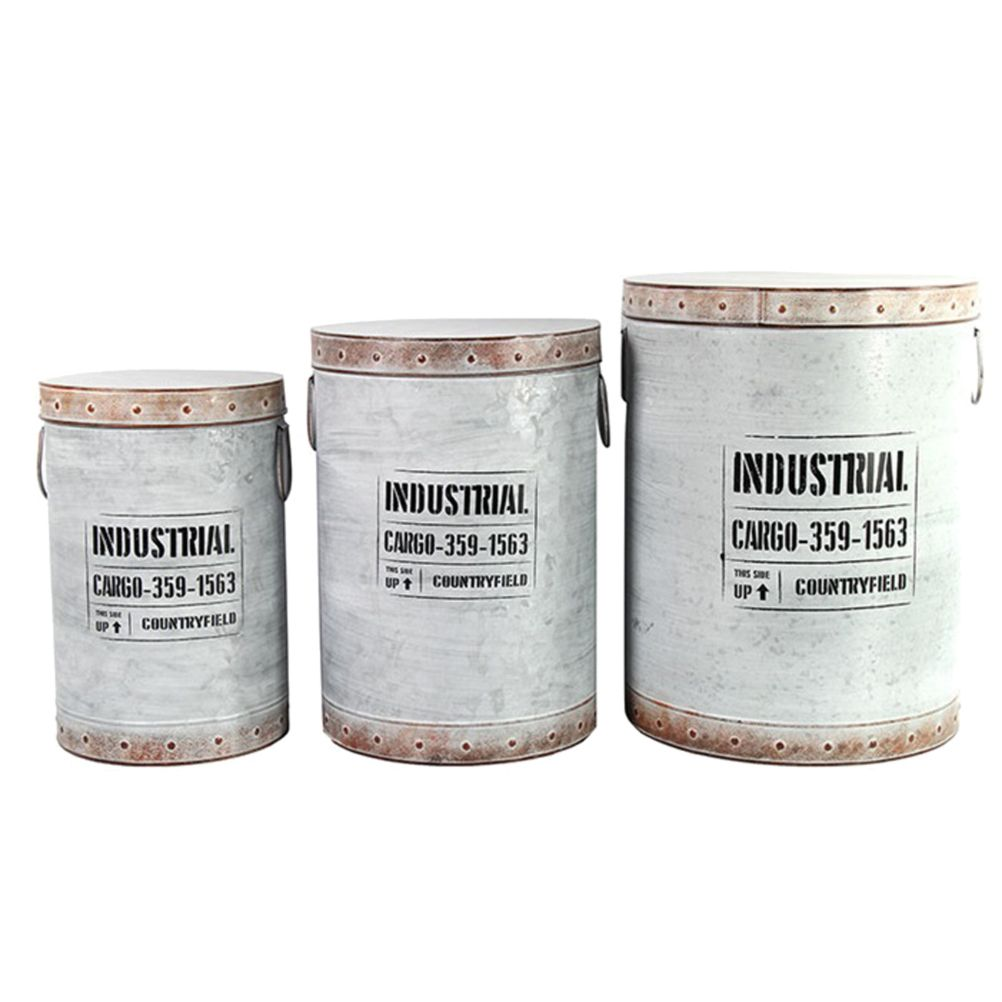 Industrial storage box - Large size 52 cm only
