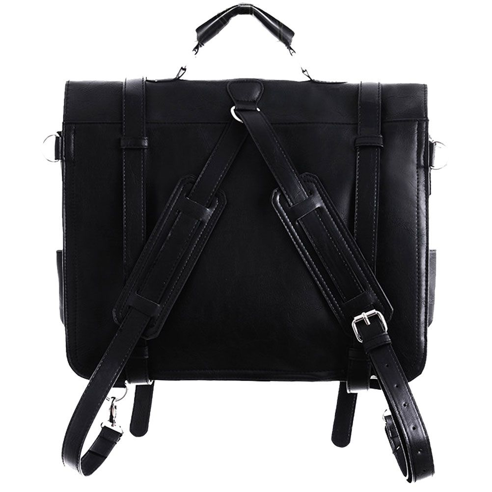 Unholy Messenger Bag and Backpack