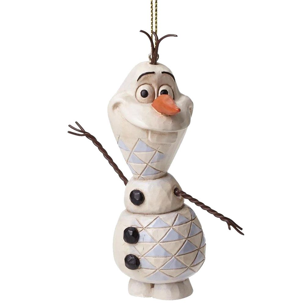 olaf frozen figure tree ornament. Black Bedroom Furniture Sets. Home Design Ideas