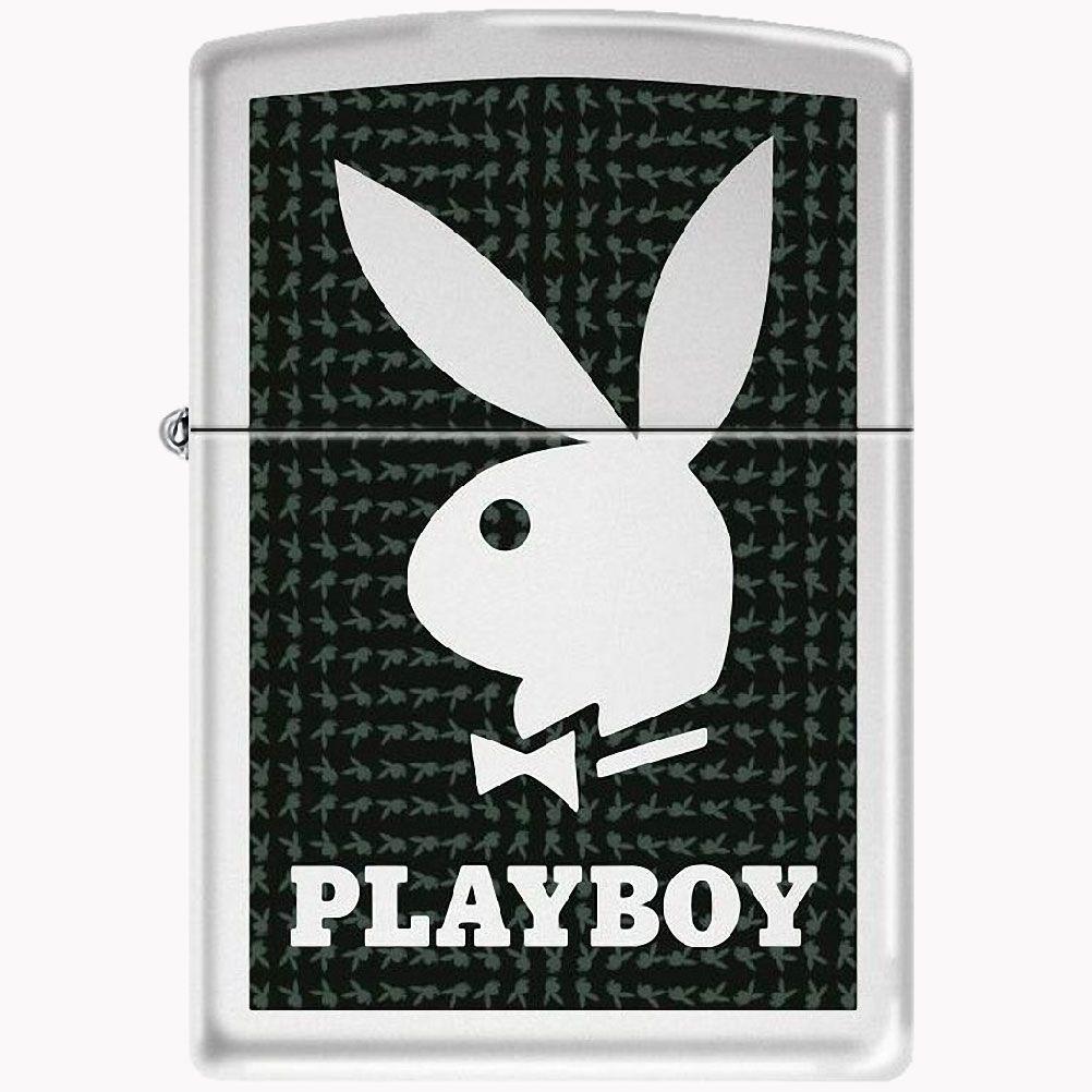 Playboy Stucco Zippo Lighter
