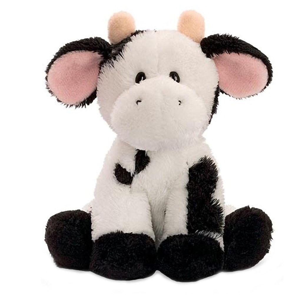 Small Toy Cows : Gund mini cow sound plush