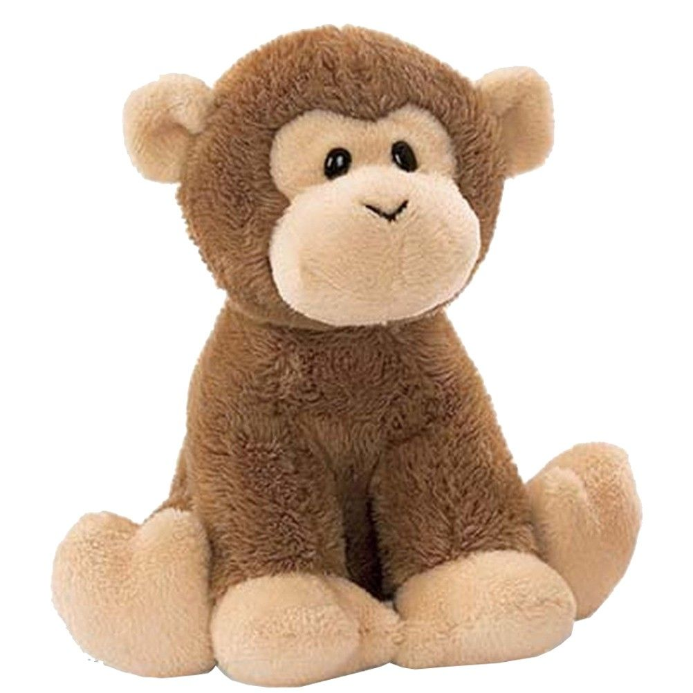 Gund Mini Monkey Sound Plush