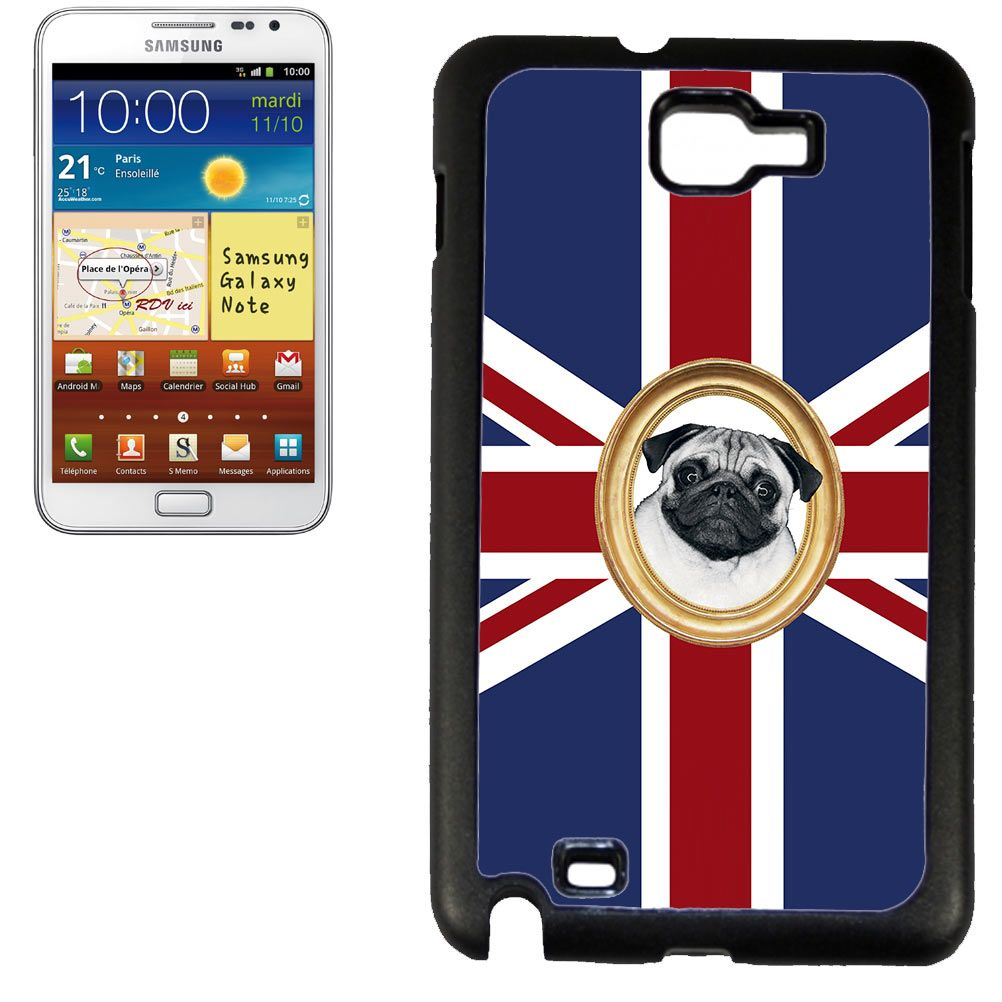 Uk Carlin Phone Cover For Galaxy Note 1 By Cbk