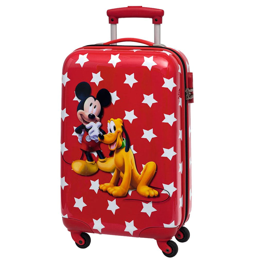 Mickey Mouse Large Disney Suitcase