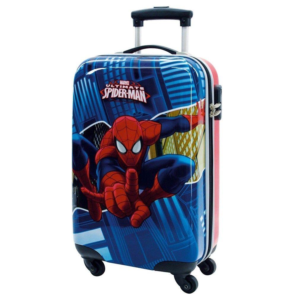 Marvel Spiderman Suitcase