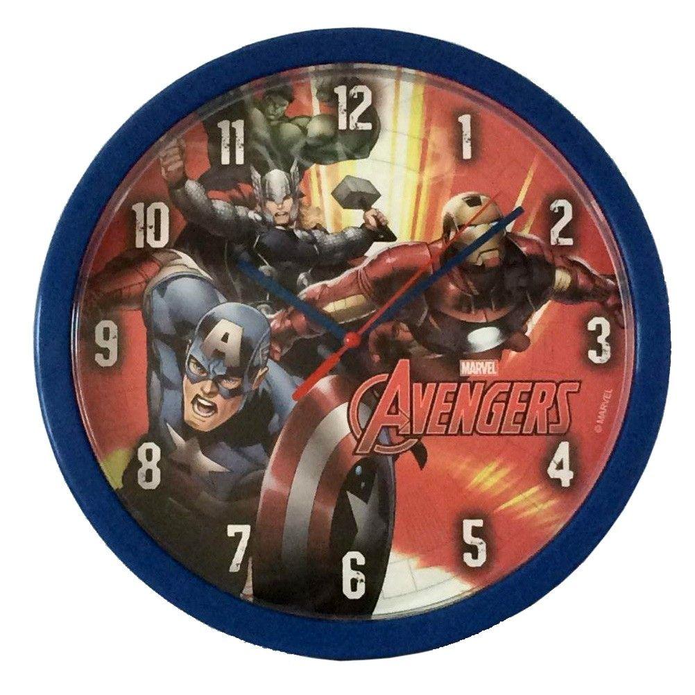 Avengers clock marvel avengers clock amipublicfo Images