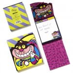 Cheshire Cat notepad by Romero Britto