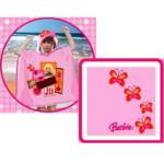 Barbie Poncho towels