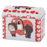 Pucca metal money box