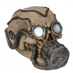 Skull Steampunk moneybox
