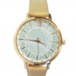 Apache Women's watch - Mandala Beige and Blue
