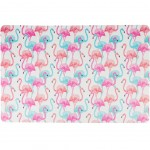Pink flamingos Placemat