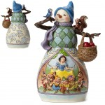 Snowman - Snow White Hi Ho Holidays Figurine Collection