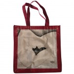 Bag for shopping The Cats of Dubout Big Dodo 40 x 40 cm