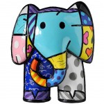 Britto Elephant Statuette 20 cm - Limited Edition