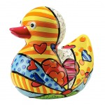 Britto Duck Design Numbered Limited Edition