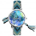 Apache Women's watch - Blue dream catcher