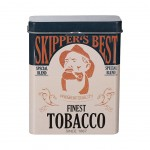 Skipper&#39s Best little metal cigarettes box