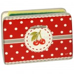 Cherries red Sponge holder