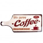 Fresh Brewed Coffee Cutting board