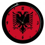 Albania clock by Cbkreation