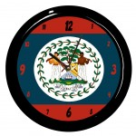 Belize clock by Cbkreation