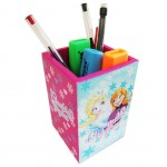 Frozen Disney Pink pencil pot