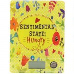 Kitchen scale - Sentimental State Hungry