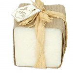 Soap olive cube - Cotton Flower 100 Grs
