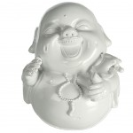 Little Buddha Happy Statue 10 cm